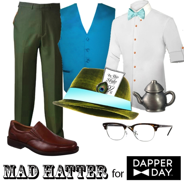 Mad HatterLook