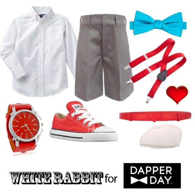 WhiteRabbitLookDapperDay