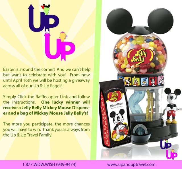 Up & Up Travel Wants To Celebrate Easter With You!